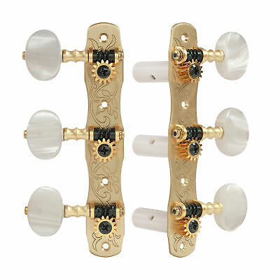 $ CDN104.49 • Buy Gotoh Classical Guitar Tuners, With Pearloid Knobs