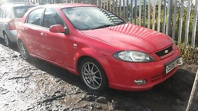 £9.99 • Buy Chevrolet Lacetti Sport 2006 1.8 Petrol Breaking For Spare Parts