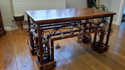 Coffe Table [hand Made] New • 1,035£
