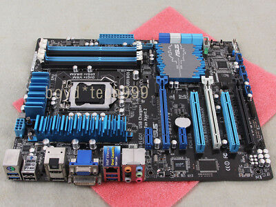 AU182.46 • Buy For ASUS P8Z77-V Sokcet LGA 1155 Intel Motherboard DDR3 ATX