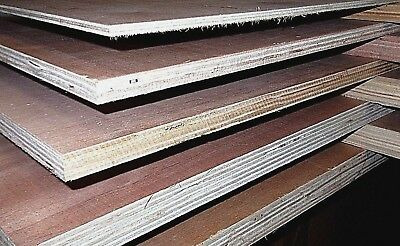 12mm EXTERIOR EUCALYPTUS PLYWOOD HARDWOOD FACES VARIOUS BOARD SIZES • 46.67£