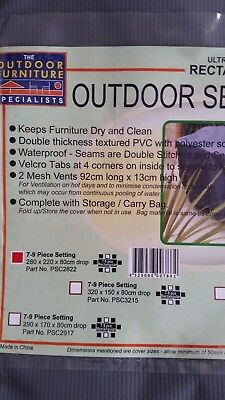 AU165 • Buy Outdoor Setting Cover
