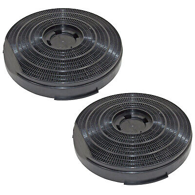 £20.65 • Buy Carbon Filter For WHIRLPOOL Type 34 Cooker Hood Extractor Vent  X 2