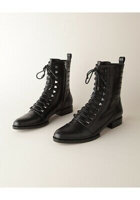 AU410 • Buy Alexander Wang 'Andrea' Black Boots, Size 40, AUS 9, New With Box