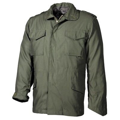 $74.99 • Buy US Army M65 M-1965 Style Field Jacket Coat W/Lining And Hood - Brand New S - 4XL