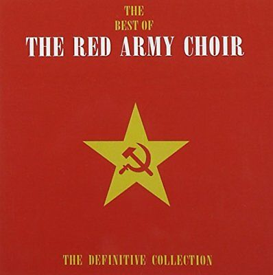 £12.73 • Buy The Red Army Choir - Definitive Collection [CD]