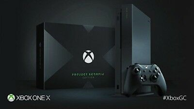 $800 • Buy ** XBOX ONE X PROJECT SCORPIO EDITION** - Pre-orders Have Sold Out!!