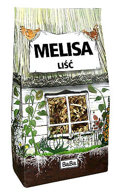 Lemon Balm (Melissa Officinalis) Dried Loose Leaf Tea 200g • 5.99£