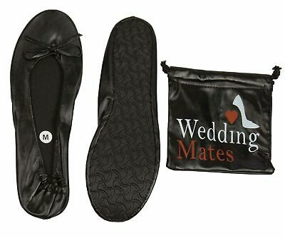 £6.99 • Buy Wedding Mates Roll Up After Party Shoes (Weddings/Races/Nights Out) SEEN ON TV