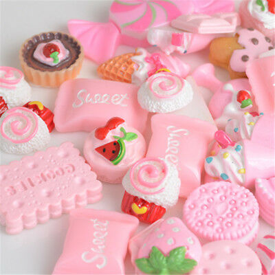 $ CDN4.43 • Buy 10Pcs Pink Blessing Bag Squishy Charms Squeeze Slow Rising Toy Collection Gift