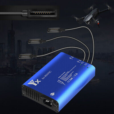 AU84 • Buy 5 In1 Battery Charger Portable 2 USB Ports Smart Charger For DJI Mavic Pro Drone