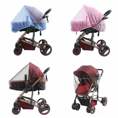 £3.09 • Buy Cat Mosquito Net Pushchair Cot Moses Basket Pram Carseat Safety Stroller Buggy