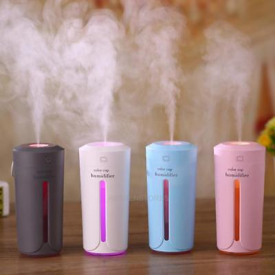 AU18.09 • Buy  Car Humidifier USB Aromatherapy Diffuser Essential Oil Air Ultrasonic Humidifie