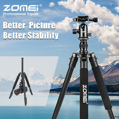 AU75.19 • Buy Zomei Concept Professional Tripod Ball Head For Digital Camera Travel DSLR Mount
