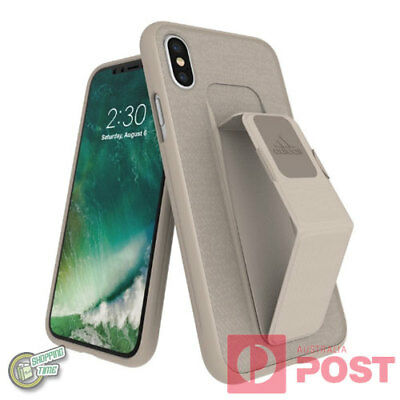 AU59.95 • Buy Genuine Original ADIDAS Grip Back Cover Case Stand For Apple IPhone X IPhoneX XS