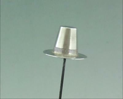 ANTIQUE WELSH HAT  Silver  HAT PIN - Crisford & Norris - Tom Lawson Collection • 149£