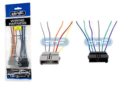 $6.25 • Buy Chrysler Dodge Jeep Aftermarket Radio Wiring Harness (70-1817) - Ships Today!