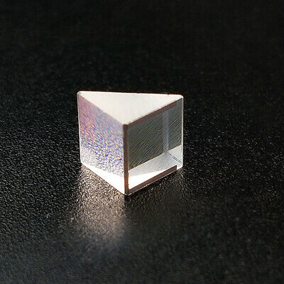 $12 • Buy 20PCS 11.5X10.5X15mm Right Angle Triangular Prism For Physics Science Teaching