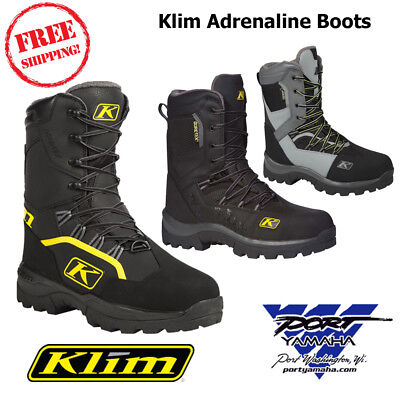 $ CDN343.50 • Buy New Klim Adrenaline GTX Gore-Tex Mens Snowmobile Boot