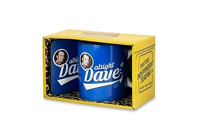 Only Fools And Horses Trigger Alright Dave Official Mug In Gift Box • 7.99£