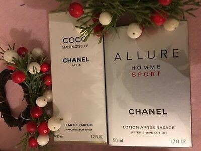 Chanel After Shave Lotion For Man And Coco Eau De Parfum Sale Set  • 129$