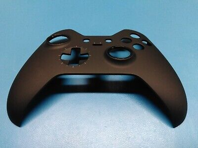 $3.95 • Buy OEM Microsoft Xbox One Elite S1 1698 Soft Black Body: Top Shell Housing Face 477