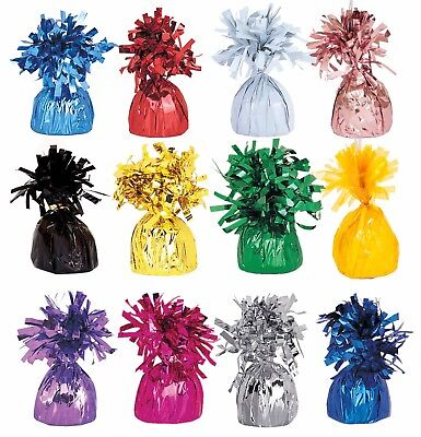 £7.25 • Buy Foil Balloon Weights Tassel Wedding Party Decorations Birthday Christening Table