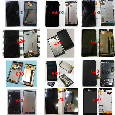 AU53.99 • Buy Original LCD Display Digitizer Touch Screen For Nokia 1020 730 925 930 950 950XL