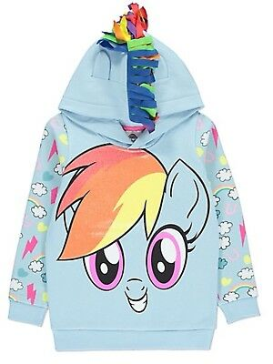 My Little Pony Girls Hoody/hooded Top • 8£