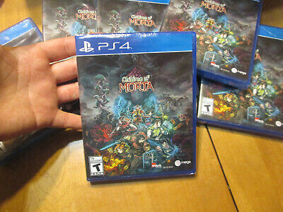 AU49.02 • Buy CHILDREN OF MORTA PS4 PLAYSTATION 4 Sony BRAND NEW FACTORY SEALED