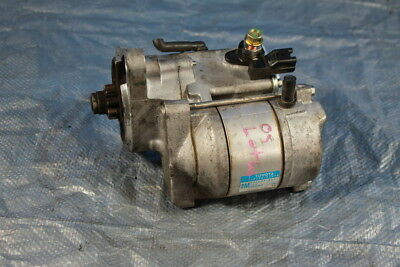 $ CDN459.16 • Buy 05-10 Lotus Elise S2 111r 6 Speed 6mt Manual Engine Starter Motor Assembly Denso