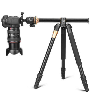 $ CDN103.62 • Buy Q999H Aluminum Alloy Tripod Monopod With Ball Head Carry Case For  DSLR Camera