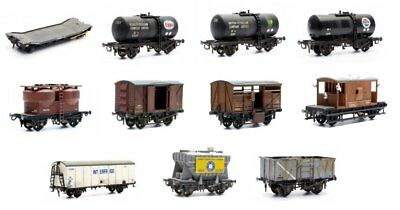 Dapol OO Scale Kitmaster Kits - Wagons - Multi Choice • 6.95£