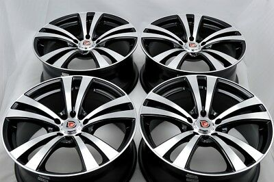 $380.16 • Buy 17 Wheels Rims Eclipse Celica Camry Prius Sienna Legacy Corolla TC 5x100 5x114.3