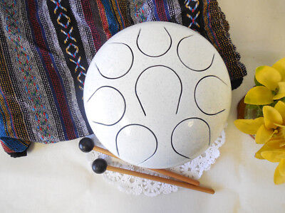 Wuyou Steel Tongue Drum Handpan Chakra Drum Fine Handtuned Sound Healing Therapy • 74.85£
