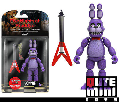 AU138.69 • Buy Funko Five Nights At Freddy's Bonnie 5  Action Figure 8849 - In Stock