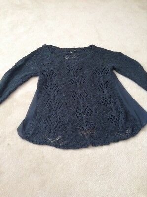 $ CDN39.99 • Buy Anthropologie Knitted Knotted Sweater
