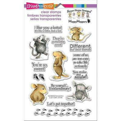 Stampendous Perfectly Clear Stamps - Home So Sweet SSCM5004 • 12.99£