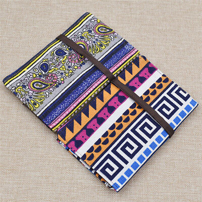 Antique Chinese Cloth Tobacco Pouch For Smoking Men Women DIY Handmade Tools 1x • 3.08£