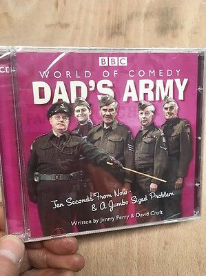 £12.99 • Buy BBC World Of Comedy:Dad's Army CD New+Sealed Radio Episodes TV Series WW2 Lowe