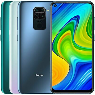 Xiaomi Redmi Note 7 128gb Black/blue/red Factory Unlocked Smartphones Brand New • 192.99$