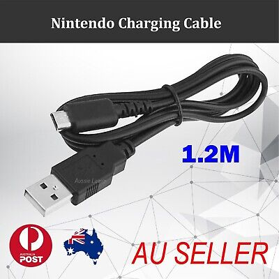AU5.09 • Buy USB Charger Charging Power Cable Cord For Nintendo DS Lite NDSL