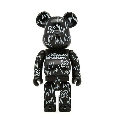 $119.99 • Buy Medicom BE@RBRICK The Chemical Brothers 400% Bearbrick Figure
