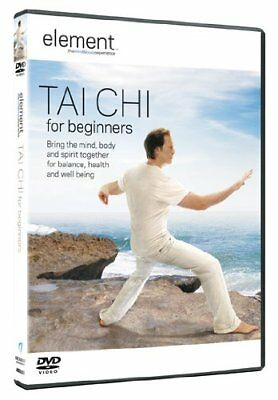 Element: Tai Chi For Beginners [DVD][Region 2] • 6.65£