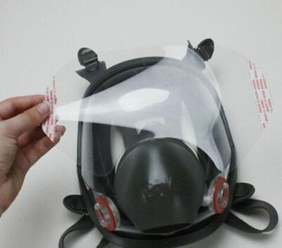 $ CDN38.99 • Buy 1/5/10/25pcs 6885 RESPIRATOR LENS COVER USE For 3M6800 GAS MASK FREE SHIPPING