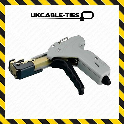 £67.49 • Buy Cable Tie Tensioner / Cutter For Stainless Steel Cable Ties Wrap Gun Up To 7.9mm