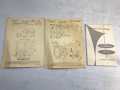 $ CDN48.36 • Buy Sears Silvertone Stereo Phonograph Owners Manual Technical 6090-a 6091-a 6092-a