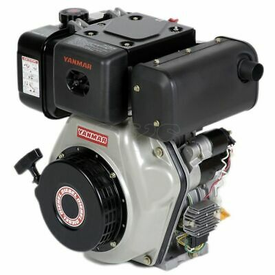 Yanmar L100N5EA1C1AA Diesel Engine - Generator Spec W/ Tapered Shaft • 1,881£