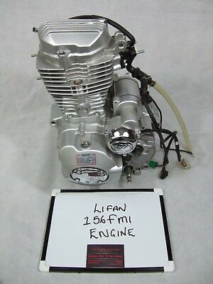 125cc Motorcycle Engine 156FMI Lifan 125cc NEW unused Complete in box CG  Copy