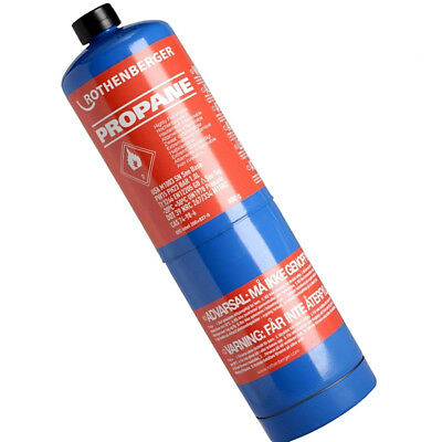 Rothenberger Propane Gas Cylinder For Jet Torch Quick Super Micro Fire Brazing  • 10.99£